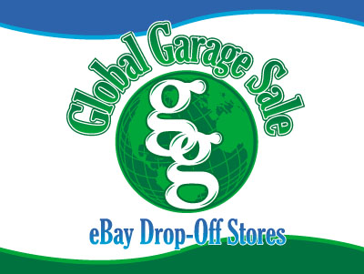 Global Garage Sale eBay Drop-Off Stores